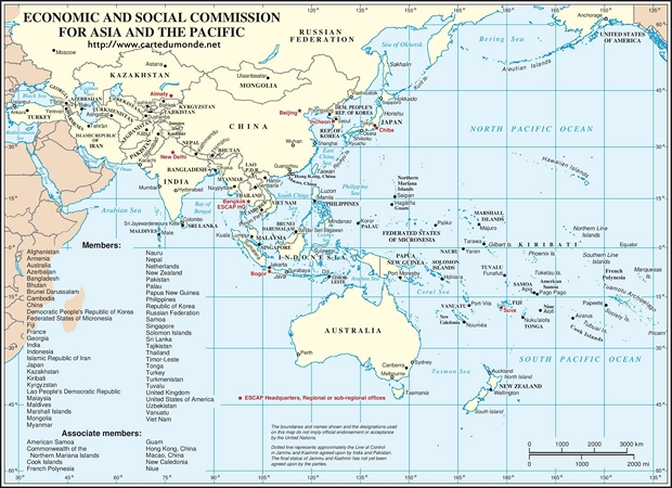 Economic Commission for Asia and the Pacific