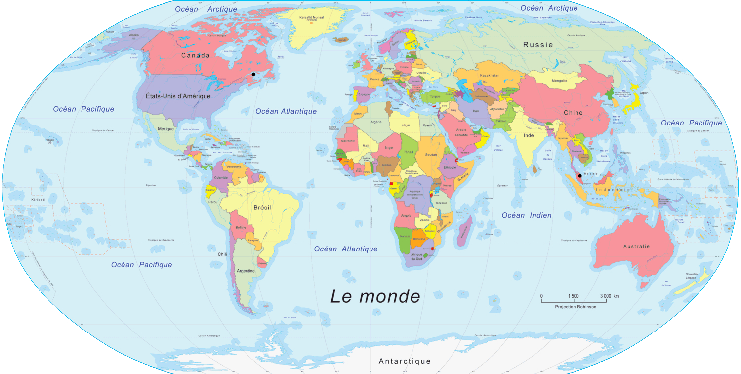 Map Of Countries In The World.World Map Countries World Map