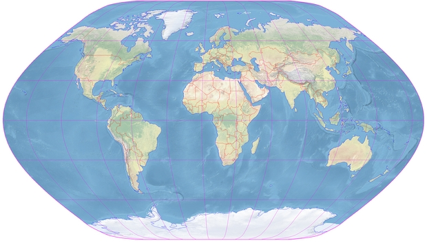 map planisphere