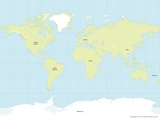 Free Map of the World