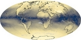 World Map stoom