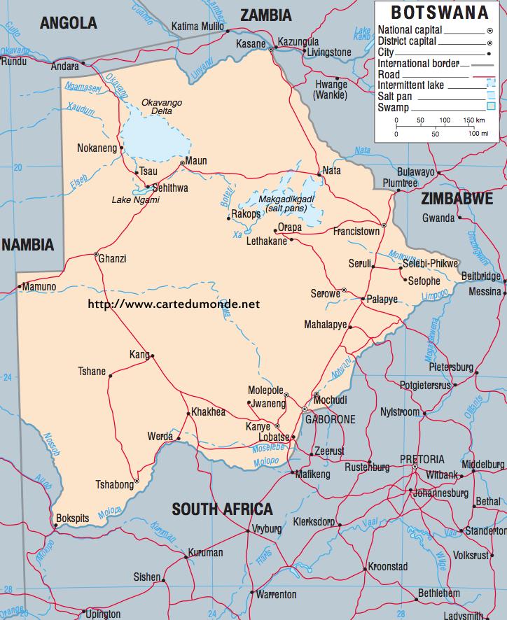 Sri Lanka Karte Zum Drucken.Karte Vergrößern Botswana Auf Weltkarte