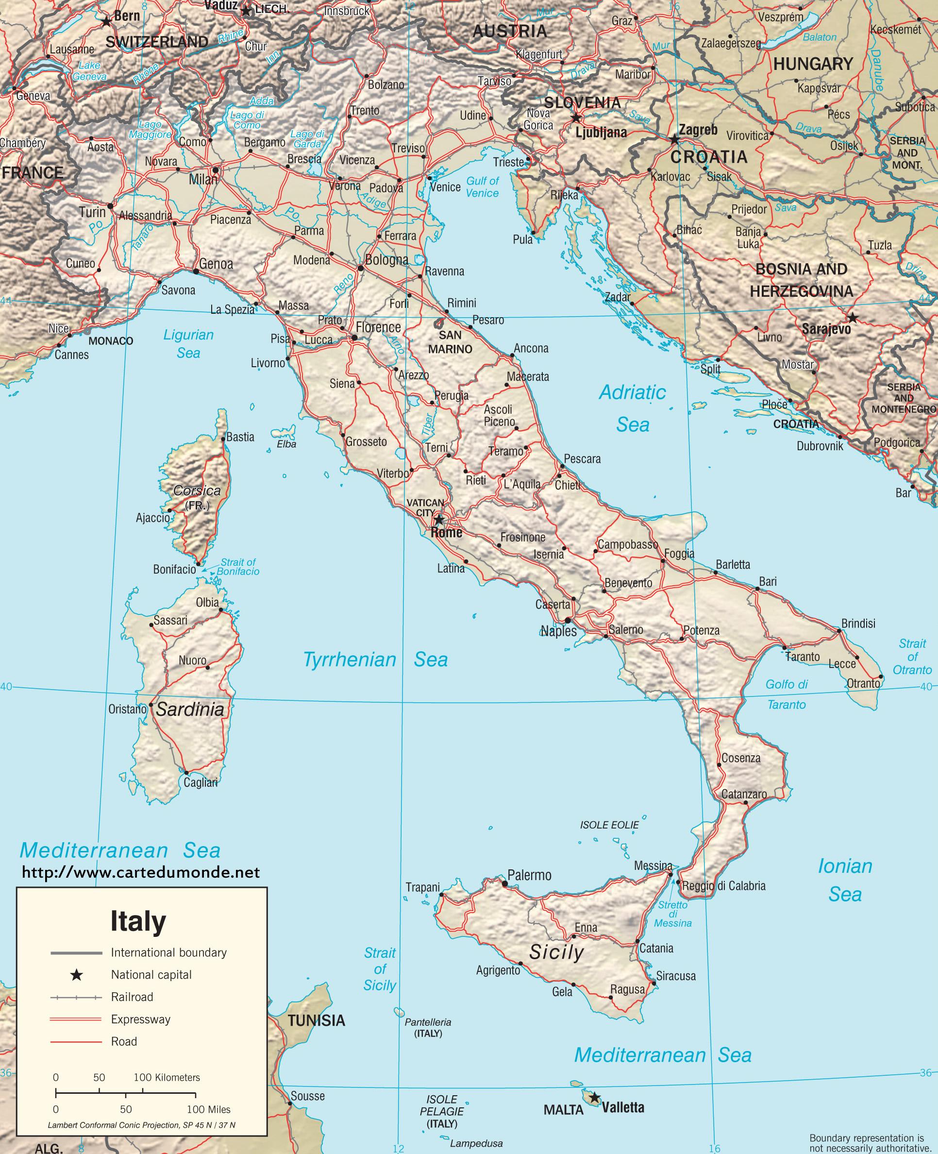 Grande Ville Italienne
