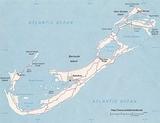 Carte Bermudes