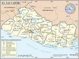 Karte Salvador