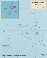 Mapa Marshall